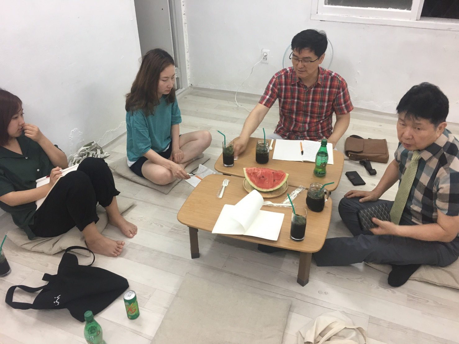[후기] 7월 첫째주 자기지족명상
